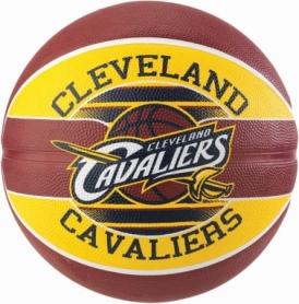 Мяч баскетбольный Spalding NBA Team Cleveland Cavs №7
