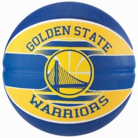 Мяч баскетбольный Spalding NBA Team GS Warriors №7