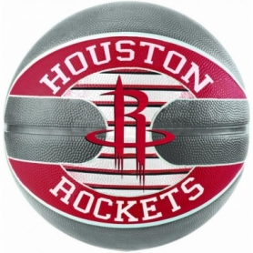 Мяч баскетбольный Spalding NBA Team Houston Rockets №7