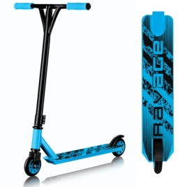 Самокат SportVida Ravage Black/Blue (SV-WO0007)