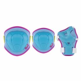 Защита для катания (комплект) Nils Extreme H106 Blue/Pink (H106-BLPNK)