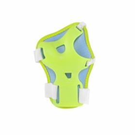 Защита для катания (комплект) Nils Extreme H106 Green/Blue (H106-GRBL) - Фото №6