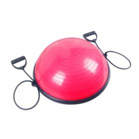 Платформа балансировочная Sport Shiny Bosu Ball 60 см SS6037-2 Pink