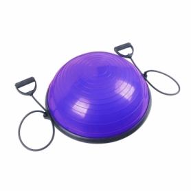 Платформа балансировочная Sport Shiny Bosu Ball 60 см SS6037-3 Violet