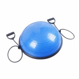 Платформа балансировочная Sport Shiny Bosu Ball 60 см SS6037-1 Blue