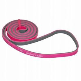 Резинка для подтягиваний (лента сопротивления) SportVida Power Band 0-8 кг SV-HK0207