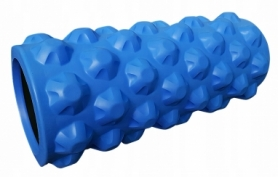 Ролик массажный SportVida SV-HK0171 Blue