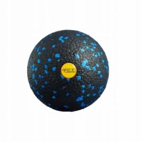 Мяч массажный 4FIZJO EPP Ball 8 см 4FJ1257 Black/Blue