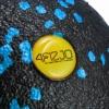 Мяч массажный 4FIZJO EPP Ball 8 см 4FJ1257 Black/Blue - Фото №2