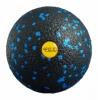Мяч массажный 4FIZJO EPP Ball 8 см 4FJ1257 Black/Blue - Фото №3