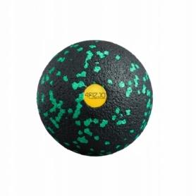 Мяч массажный 4FIZJO EPP Ball 8 см 4FJ1233 Black/Green