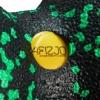 Мяч массажный двойной 4FIZJO EPP DuoBall 8 см 4FJ1295 Black/Green - Фото №2