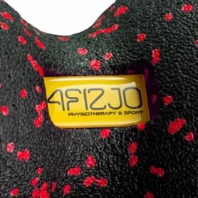 Мяч массажный двойной 4FIZJO EPP DuoBall 12 см 4FJ1332 Black/Red - Фото №2