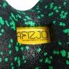 Мяч массажный двойной 4FIZJO EPP DuoBall 12 см 4FJ1325 Black/Green - Фото №2