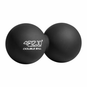 Мяч массажный двойной 4FIZJO Lacrosse Double Ball 6,5x13,5 см 4FJ1226 Black