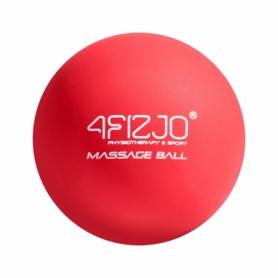 Мяч массажный 4FIZJO Lacrosse Ball 6,25 см 4FJ1202 Red