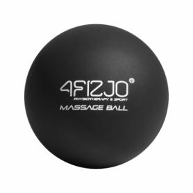 Мяч массажный 4FIZJO Lacrosse Ball 6,25 см 4FJ1196 Black