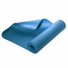 Коврик для йоги и фитнеса HMS YM03 NBR 1 cм Blue - Фото №5