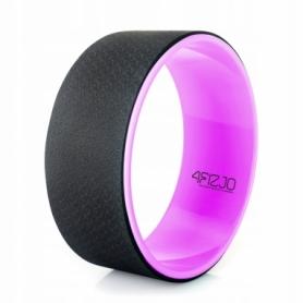 4fizjo Колесо для йоги и фитнеса 4FIZJO Yoga Wheel 4FJ1455 Pink