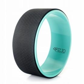 Колесо для йоги и фитнеса 4FIZJO Yoga Wheel 4FJ1448 Green