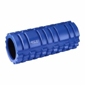 Ролик массажный 4FIZJO 33x14 см 4FJ0026 Blue