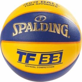 Мяч баскетбольный Spalding TF-33 IN/OUT FIBA №6