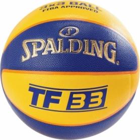 Мяч баскетбольный Spalding TF-33 Outdoor FIBA №6