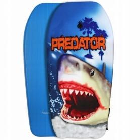 Доска для плавания на волнах (бодиборд) SportVida Bodyboard Predator SV-BD0001-1