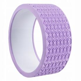 Колесо для йоги и фитнеса SportVida Yoga Wheel SV-HK0223 Purple