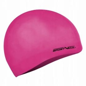 Шапочка для плавания детская SportVida SV-DN0019JR Pink