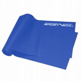 Лента для фитнеса SportVida Flat Stretch Band 200 х 15 см 10-15 кг SV-HK0186