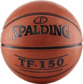 Мяч баскетбольный Spalding TF-150 Outdoor FIBA Logo №5