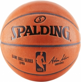 Мяч баскетбольный Spalding NBA Game Ball Replica IN/OUT Size 7