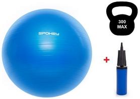 Мяч для фитнеса (фитбол) 75 см Spokey Fitball lIl (920938) синий