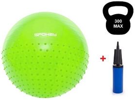 Мяч для фитнеса (фитбол) 65 см Spokey Half Fit (920939)