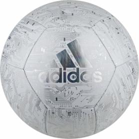 Мяч футбольный Adidas Capitano Ball DY2569 №5 Серебрянный