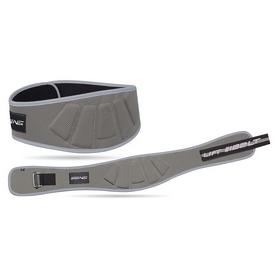Пояс для тяжелой атлетики неопреновый SportVida SV-AG0082 Gray