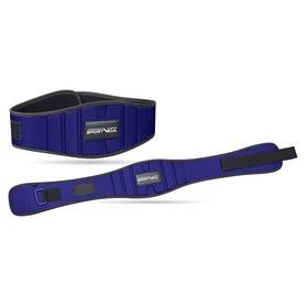 Пояс для тяжелой атлетики неопреновый SportVida SV-AG0094 Blue