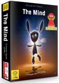 Игра настольная The Mind (українська версія)
