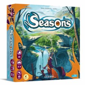 Игра настольная Сезоны