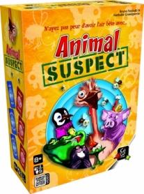 Игра настольная Animal Suspect (Животные под подозрением)