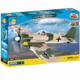 Конструктор COBI Вторая Мировая Война Самолет Фокке-Вульф (COBI-5514)
