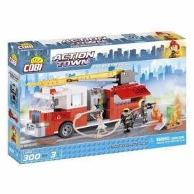 Конструктор Cobi Пожарная машина 300 деталей (COBI-1465)