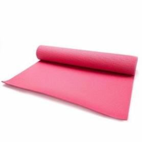 Коврик для йоги и фитнеса Meteor Yoga Mat 5 мм, розовый