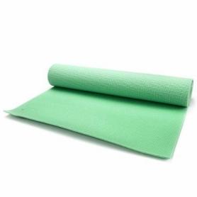 Коврик для йоги и фитнеса Meteor Yoga Mat 5 мм, зеленый