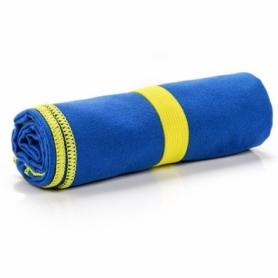 Полотенце из микрофибры Meteor Towel L (80х130 см), синее