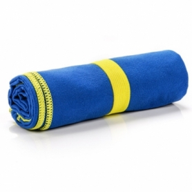 Полотенце из микрофибры Meteor Towel XL (110х175 см), синее