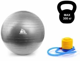 Мяч для фитнеса (фитбол) 85 см METEOR, с насосом