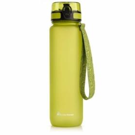 Бутылка спортивная Meteor 1 л, желтая