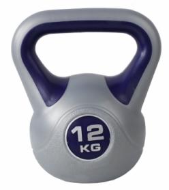 Гиря SportVida (SV-HK0082), 12 кг